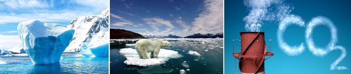 چگونگی افزایش کربن دی اکسید روی دمای زمین